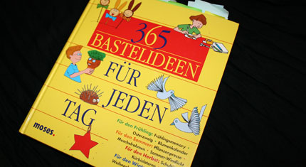 Cover Bastelbuch