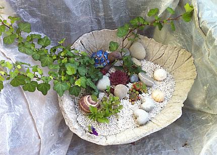 Betonkugel zum bepflanzen selber machen