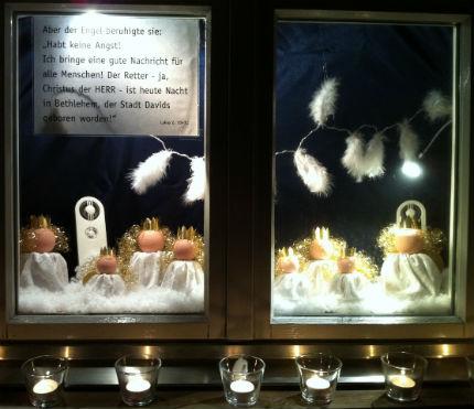 Prinz motivvorlage engelsfluegel - Adventsfenster gestalten ideen ...
