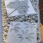 Gartenplatten aus Beton