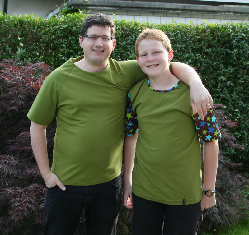 Shirts gruen