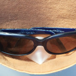 Sonnenbrille im Etui