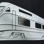 geplotteter Zug