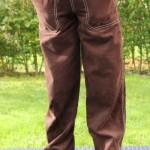 Hosen von vorne