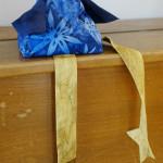 blaues moorhuhn