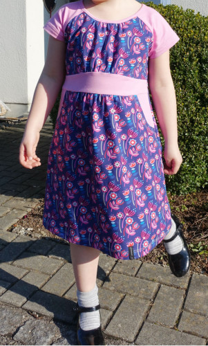Little Rosy Kleid 2