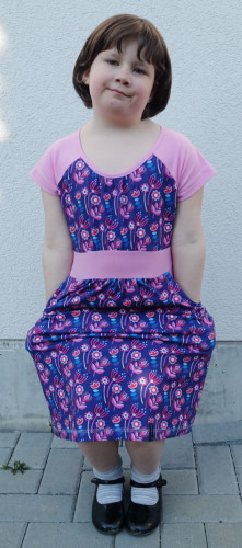 Little Rosy Kleid