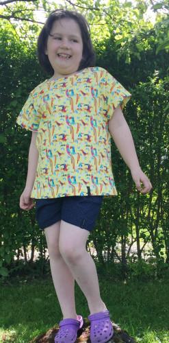 Shirt Papagayo