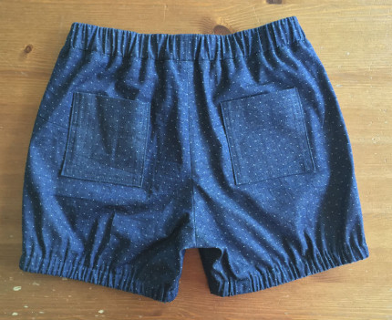 perfect summer shorts hinten
