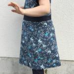 Little Rosy Kleid seitlich