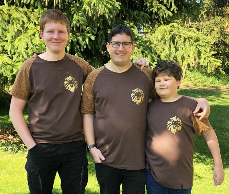 Lionsshirts