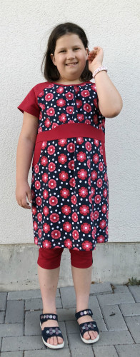 Ottobre little Rosy Kleid